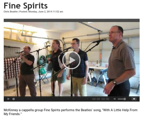 McKinney Courier-Gazette Video May 31, 2014