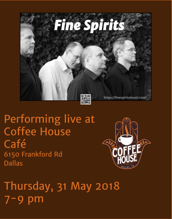 Coffee House Cafe - Fine Spirits